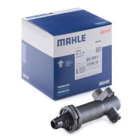 koop MAHLE ORIGINAL Thermostaat, koeling-uitlaatgasrecirculatie TE 2 70 op elk moment