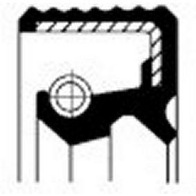 Już teraz zamów 01034634B CORTECO Pierscień uszczelniający wału, napęd pomocniczy