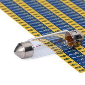 compre MAGNETI MARELLI Lâmpada, luz de chapa de matrícula 009461100000 a qualquer hora