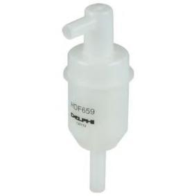 palivovy filtr HDF659 DELPHI Zabezpečená platba – jenom nové autodíly
