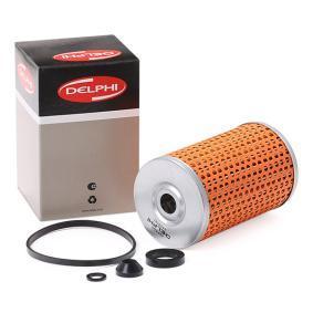 palivovy filtr HDF504 DELPHI Zabezpečená platba – jenom nové autodíly