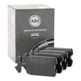 Compre e substitua Jogo de pastilhas para travão de disco A.B.S. 36046