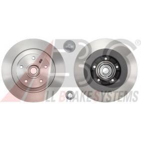 Disco freno 17979C OE con un ottimo rapporto A.B.S. qualità/prezzo