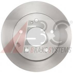 Disco freno 16601 OE per NISSAN 200 SX a prezzo basso — acquista ora!