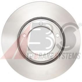 Disco freno A.B.S. 17035 OE comprare e sostituisci