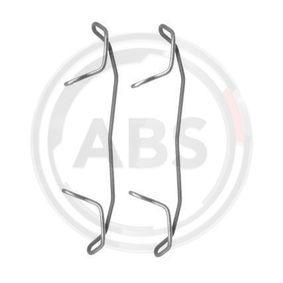 A.B.S. Zubehörsatz, Scheibenbremsbelag 1123Q – herabgesetzter Preis beim online Kauf