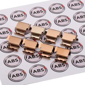 A.B.S. Zubehörsatz, Scheibenbremsbelag 1218Q – herabgesetzter Preis beim online Kauf