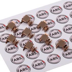 A.B.S. Zubehörsatz, Scheibenbremsbelag 1298Q – herabgesetzter Preis beim online Kauf
