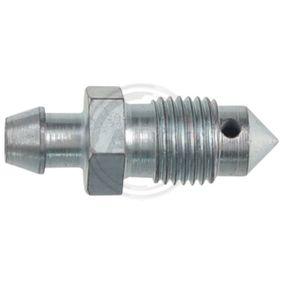 96078 A.B.S. Entlüfterschraube / -ventil, Bremssattel sofort bestellen