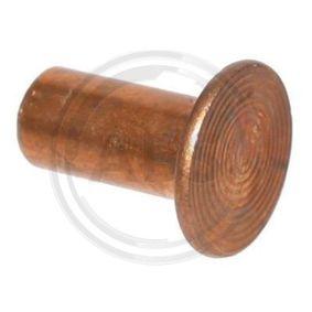 Αγοράστε A.B.S. Πριτσίνια, υλικό τριβής ταμπουρόφρ. 96287 οποιαδήποτε στιγμή