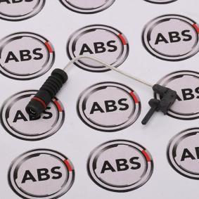 A.B.S. предупредителен контактен сензор, износване на накладките 39501 купете онлайн денонощно