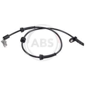 ABS 30743 Sensor Raddrehzahl