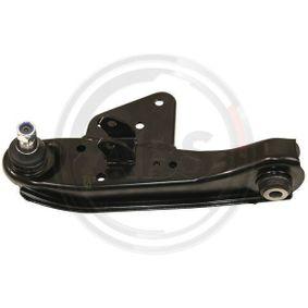 Braccio oscillante, Sospensione ruota A.B.S. 210929 comprare e sostituisci
