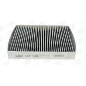Filter, innendørsluft CCF0023C til FORD lave priser - Handle nå!