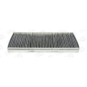Filter, kupéventilation CCF0024C för FORD låga priser - Handla nu!
