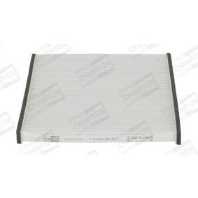 Filter, kupéventilation CCF0123 för TOYOTA låga priser - Handla nu!