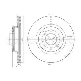 Bremsscheibe von CIFAM - Artikelnummer: 800-108