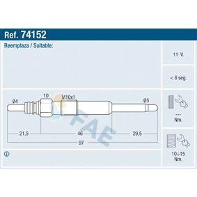 Candeletta FAE 74152 comprare e sostituisci