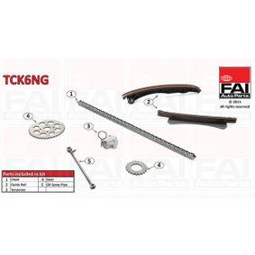 FAI AutoParts Kit catena distribuzione TCK6NG acquista online 24/7