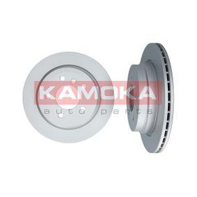 Disco de travão 1031099 KAMOKA Pagamento seguro — apenas peças novas