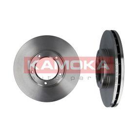 Disco de travão 1031144 KAMOKA Pagamento seguro — apenas peças novas