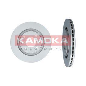 Disco de travão 103384 KAMOKA Pagamento seguro — apenas peças novas