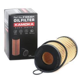 Filtro olio F105301 con un ottimo rapporto KAMOKA qualità/prezzo