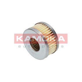 palivovy filtr F702501 KAMOKA Zabezpečená platba – jenom nové autodíly