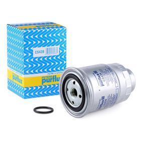 palivovy filtr CS439 PURFLUX Zabezpečená platba – jenom nové autodíly
