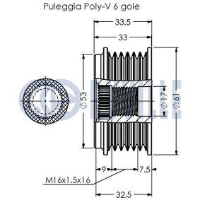 Asta/Puntone, Stabilizzatore 916053 con un ottimo rapporto RUVILLE qualità/prezzo
