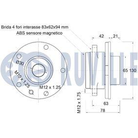 Boccola, Ammortizzatore 985868 con un ottimo rapporto RUVILLE qualità/prezzo