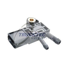 köp TRUCKTEC AUTOMOTIVE Sensor, avgastryck 07.17.054 när du vill
