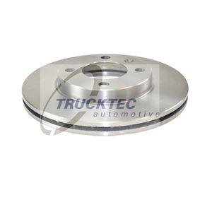Disque de frein 07.35.029 TRUCKTEC AUTOMOTIVE Paiement sécurisé — seulement des pièces neuves