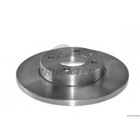 Bremsscheibe von TRUCKTEC AUTOMOTIVE - Artikelnummer: 07.35.038
