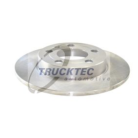 Brake Disc 07.35.061 TRUCKTEC AUTOMOTIVE Secure payment — only new parts