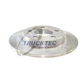 Bromsskiva 07.35.061 TRUCKTEC AUTOMOTIVE Säker betalning — bara nya delar