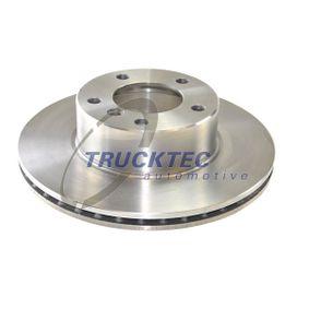 Bremsscheibe von TRUCKTEC AUTOMOTIVE - Artikelnummer: 08.34.021