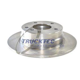 Bremsscheibe von TRUCKTEC AUTOMOTIVE - Artikelnummer: 08.34.121
