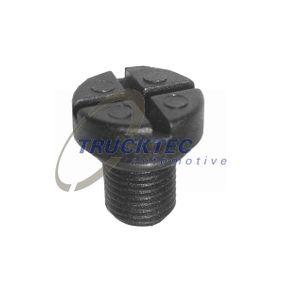 Vis de purge d'air / - soupape, radiateur 08.40.015 TRUCKTEC AUTOMOTIVE Paiement sécurisé — seulement des pièces neuves