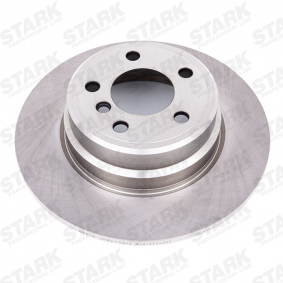 Brake Disc SKBD-0022139 with an exceptional STARK price-performance ratio
