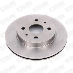 Disco freno STARK SKBD-0022267 comprare e sostituisci