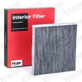 Filtr, vzduch v interiéru SKIF-0170224 pro FORD nízké ceny - Nakupujte nyní!
