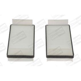 Filtr, vzduch v interiéru CCF0402 pro OPEL nízké ceny - Nakupujte nyní!