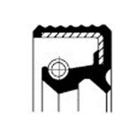 Beställ 01034633B CORTECO Oljetätningsring, hjälpdrift nu