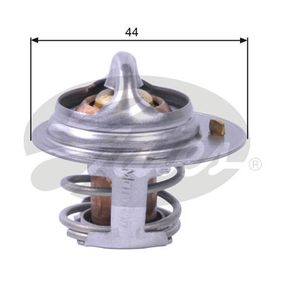 buy GATES Thermostat, coolant TH29692G1 at any time