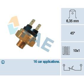 compre FAE Interruptor de temp., luz avisadora líquido de refrigeração 35430 a qualquer hora