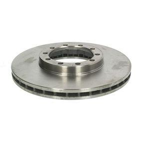 Disco de travão 02-RV005 SBP Pagamento seguro — apenas peças novas