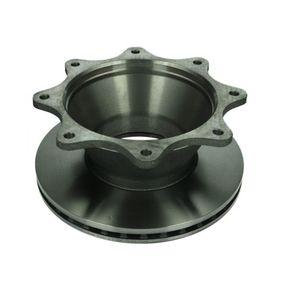 Disco de travão 02-VO002 SBP Pagamento seguro — apenas peças novas
