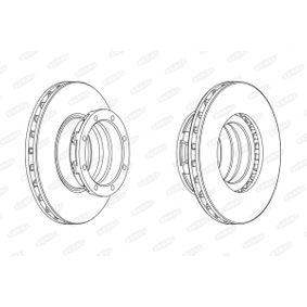 Bremsscheiben BCR188A BERAL Sichere Zahlung - Nur Neuteile