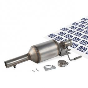 BM CATALYSTS Korom- / részecskeszűrő, kipufogó BM11016 - vásároljon bármikor